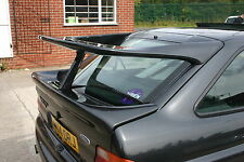 Ford Escort Cosworth Rear Boot Upper Tailgate Spoiler - Unpainted - Brand New!