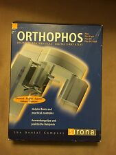 SIRONA ORTHOPHOS DIGITAL X-RAY ATLAS CD ROM