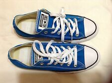 Converse All Star Turquoise Blue Men's/young Boys Casual Shoes Size -6 - M