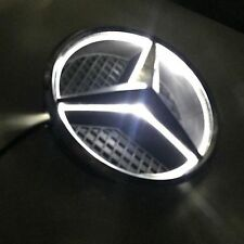 Mercedes-Benz 2006-2013 Front Grill Star Emblem LED Illuminated LIght Logo Badge