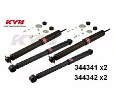 Jeep Grand Cherokee Shock Absorber Set KYB Gas 344342 344341 Fast Shipping