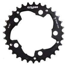 Eclypse Glide-Pro 32T 8-10sp BCD 94mm 5 Bolt Middle Chainring Alloy Black