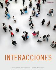 Interacciones by Emily Spinelli, INSTRUCTORS EDITION