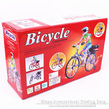 Fun Bicycle Toy Music & Light, battery operated with music