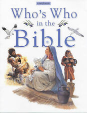 Llewellyn, Claire Who's Who in the Bible Very Good Book