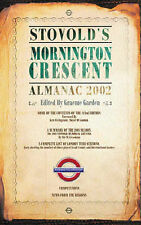 Stovold's Mornington Crescent Almanac 2002, Graeme Garden