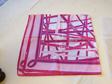 Avon Womens Ladies Breast Cancer Ribbons Scarf pinks F3617321 In It To End NEW;;