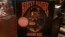 HARVEY MANDEL - SNAKE BOX 6 CD Set (Canned Heat G.DEAD)Jerry Garcia on Live Cd