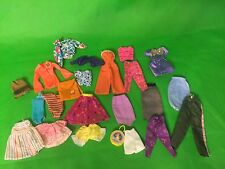Vintage Barbie Clothes accessories 1970's 1980's 1990's Over 20 Pieces