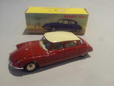 Dinky Toys reedition atlas DS  Citroën