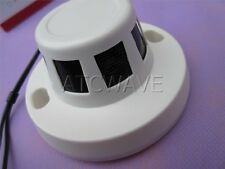 Smoke Alarm Sensor 3.6mm 1200TVL CCTV Security Camera Colorful Hidden Spy Camera