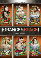 Orange Is the New Black: Season 3 DVD NEW
