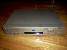 TEAC DV-800VK SUPER KARAOKE DVD/SUPER VCD/VCD PLAYER NTSC & PAL COMPATIBLE