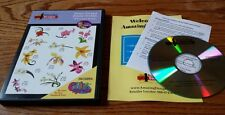 Amazing Designs Embroidery: Nancy Zieman Exotic Orchids (PC CD-ROM) AD-ZIE01