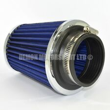 Universal Performance Cone Air Filter Blue Finish For Induction Kit (P/N 38980)