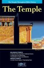 Temple pamphlet: The Temple Throughout Bible History, Publishing, Rose, Very Goo
