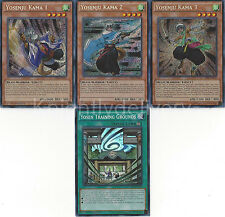 Yugioh Yosenju Tournament Deck - Kama 1 - Kama 2 - Kama 3 - Mirror Force - NM