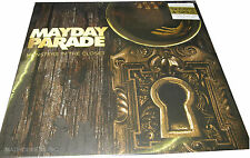 MAYDAY PARADE LP Monsters In The Closet + Promo Info Sheet 12 Track 2013 Vinyl