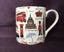 Bone China London England Scenes Mug Souvenir