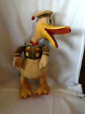 Rare Mickey Mouse Buddy 1930s Walt Disney DONALD DUCK Krueger Cloth Oil Doll