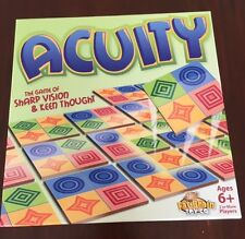 Acuity Fat Brain Toy Co. Game of Sharp Vision Tile Memory Game 100% Complete