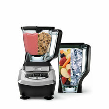 Ninja BL700 Kitchen System 1100W Smart Speed Blender (Certified Refurbished)