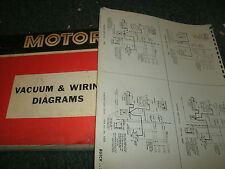 1967 - 1971 LINCOLN CONTINENTAL AND MARK III WIRING DIAGRAMS SHEETS SET