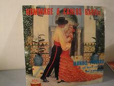 33 Tours - Hommage à Carlos Gardel