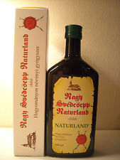 Naturland Swedish Bitter with 24 Herbs - 500 ml 16.9 oz - Free shipping