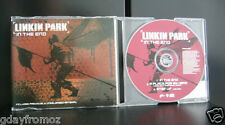 Linkin Park - In The End 3 Track CD Single