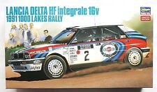 HASEGAWA 1/24 Lancia Delta HF Integrale 16V 1991 1000 Lakes rally limited model