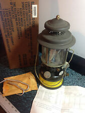 NIB Rare 1984 Military Surplus Gas Oil Lantern MIL-L-1594L 6260001700430 Vintage