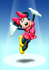 8x8FT Minnie Mouse Dancing Custom Photography Studio Background Backdrop Vinyl