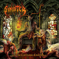 SINISTER - The Carnage Ending - Digipak-2CD - 205776