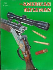 1970 American Rifleman Magazine: Remington Model 58 Shotgun/Biathlon/Armed Citiz