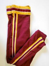 "NOS Vtg '80's Rawlings Men's Baseball Pants Small 31""-32"" Cardinal Gold USA"