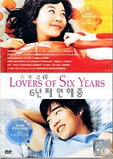 LOVERS OF SIX YEARS KOREAN MOVIE DVD NTSC 0 Region Excellent ENG SUB BOX SET