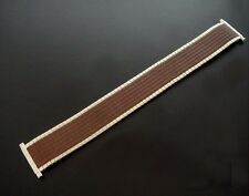BEAUTIFUL Men's 18mm-23mm Metal/Leather Watch Strap/Band