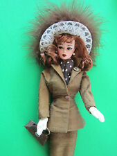 Gorgeous OOAK BARBIE by NANCY KELLA - Redhead Repro Repaint in OOAKFashion -Mint