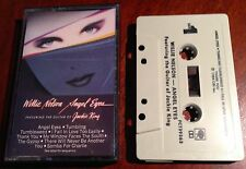 Angel Eyes by Willie Nelson Cassette Featuring Guitar of Jackie King