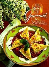The Best of Gourmet  Featuring the Flavors of France Vol. 7 1992 HCDJ MINT