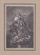 """""""Er ist auferstanden wie er es gesagt hat"""" KSt. von Schuler bei Herder 1790"""