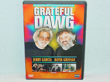"*****DVD-JERRY GARCIA & DAVID GRISMAN""GRATEFUL DAWG""-2001 Sony Pictures*****"