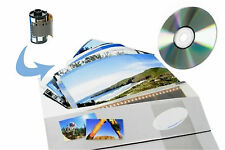 "35mm FILM DEVELOPING and PRINTING + CD  - Negatives and 6x4"" Photo Prints + CD"
