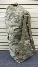 "ARMY MILITARY DUFFLE BAG OUTDOOR HUNTING TRAVEL 42"" TRACK USA TA042C CAMO LIGHT"