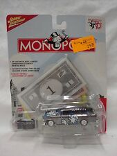 Johnny Lightning Monopoly Collectible Truck + Metal Token - 1978 Dodge Pickup F3