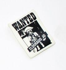 Playmobil Western Sheriff WANTED Steckbrief aus 3813 Zubehör Ersatzteil
