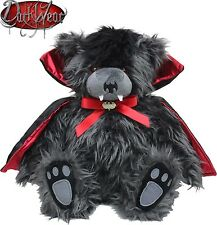 Spiral Direct TED THE IMPALER TEDDY BEAR/Collectable Soft Plush Toy/Gift Idea