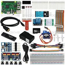 IoT Internet de Cosas Kit con Raspberry Pi 3 para proyectos de bricolaje