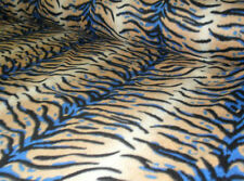 60 Inch Width Tiger Print Polar Fleece, Material,Fabric,Soft /Washable +